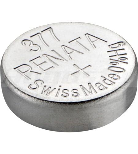 RENATA Knopfzellen 377