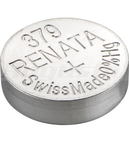 RENATA Knopfzellen 379