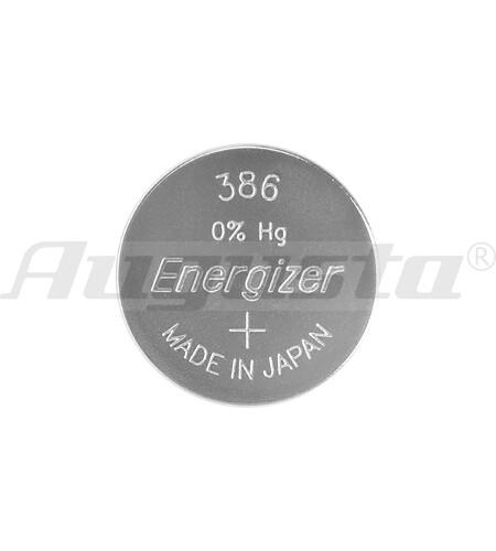 ENERGIZER KNOPFZELLEN 386/301 MULTI DRAIN