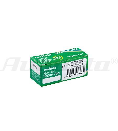 MURATA Knopfzellen 391/381