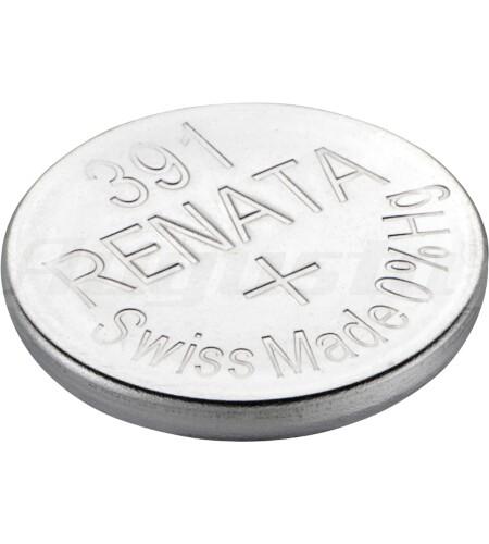 RENATA Knopfzellen 391