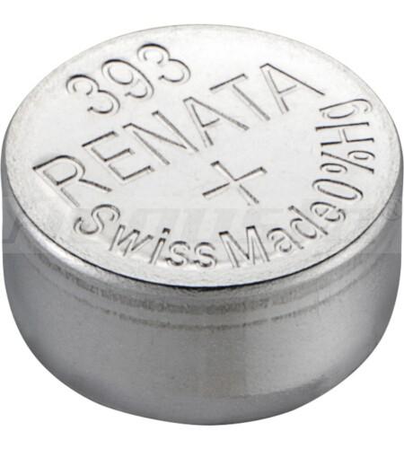 RENATA Knopfzellen 393