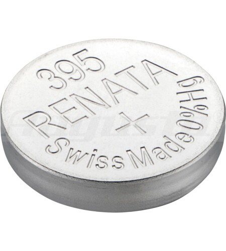 RENATA Knopfzellen 395