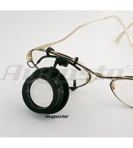 ARY Brillenlupe MAXI Links 3,25 X Solange Vorrat reicht