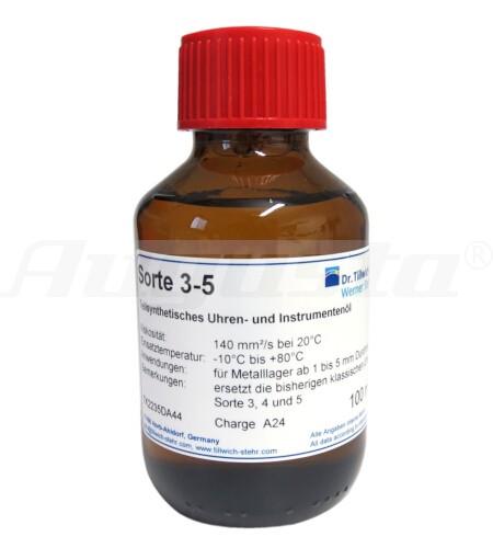 ETSYNTHA ÖL SORTE 3 - 5 100 ml
