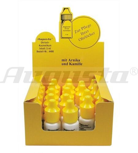 AUGUSTA® OHRLOCH-KOSMETIKUM  25 Stück mit 5 ml