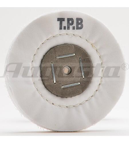 POLIERSCHEIBE BAUMWOLLE MERARD # TPB 100 X 6 mm