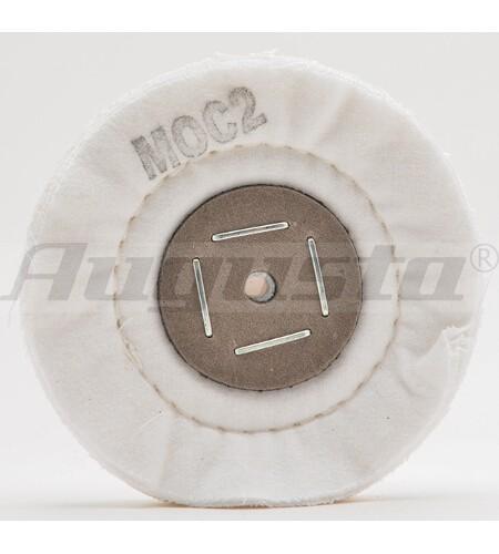 POLIERSCHEIBE BAUMWOLLE MERARD # MOC2 100 X 6 mm