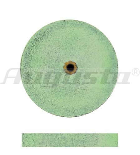 DEDECO Schleifrad grün Ø 22 X 3,1 mm fein