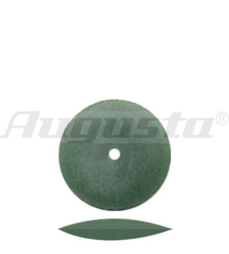 DEDECO Polierlinse grün Ø 15,8 mm