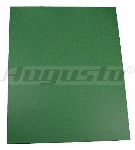 ARBEITSPLATTE HART-PVC GRÜN