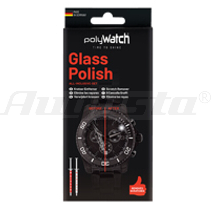 POLYWATCH GLASS POLISH Kratzerentferner für Uhrgläser