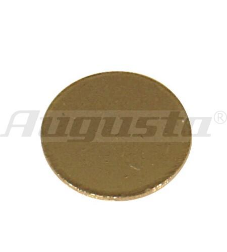 Goldplättchen 14 kt zum Kalibrieren des Goldtesters 4618