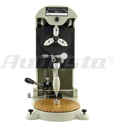 PRESIDIUM Gaviermaschine Ringinnengraviermaschine
