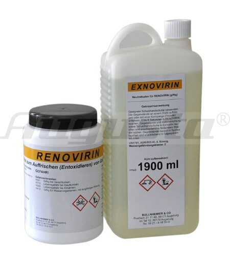 RENOVIRIN - EXNOVIRIN Set