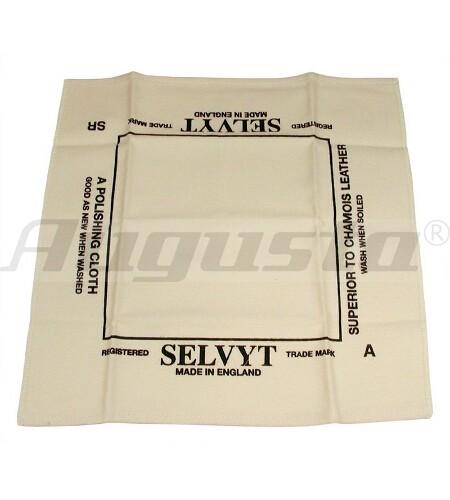 Poliertuch SELVYT 25 x 25 cm