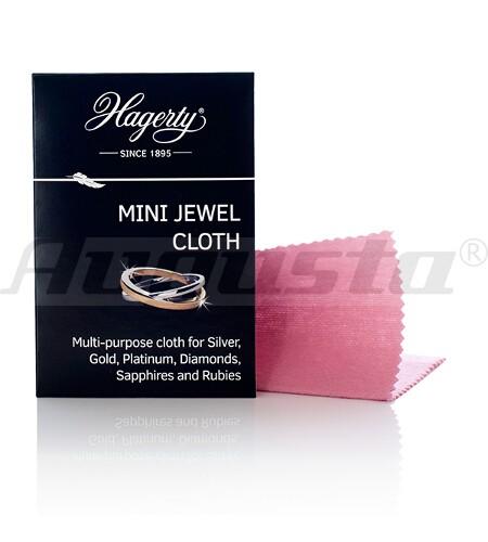 HAGERTY MINI JEWEL CLOTH, 9 x 12 cm