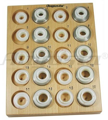 Spezialvorrichtung für NIESSING Ringerweiterungsmaschine #4758