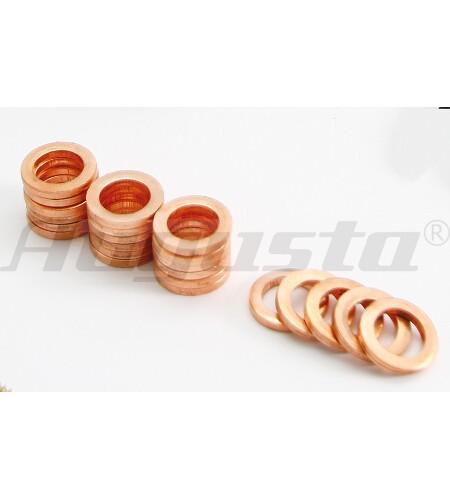 Kupferringe für NIESSING Ringerweiterungsmaschine #4758
