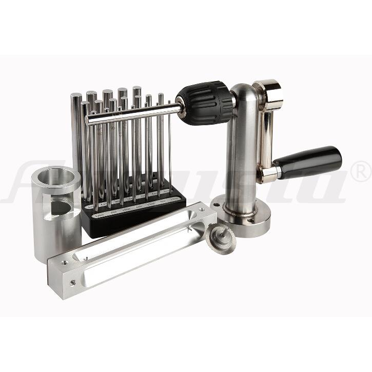 DURSTON QUAD RINGER - Werkzeug zum Schneiden und Formen von Binderingen ** NEU in unserem Sortiment **