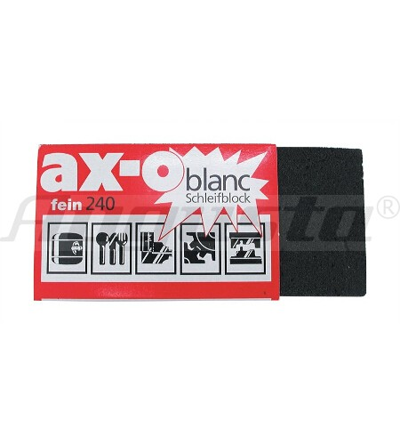 ARTIFEX Schleifblock groß Körnung 60