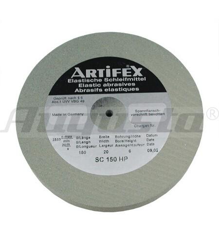 ARTIFEX Schleifscheibe 250 HP 100 X 20 X 6 mm