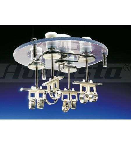Hängevorrichtung für ECO MINI Ringhalter für schwere Werkstücke
