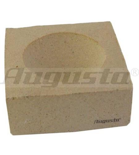 Schmelzschale für Platin 60 X 60 mm