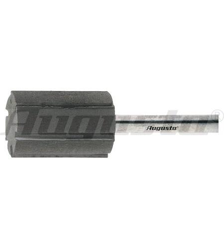 GUMMITRÄGER FLACH 7 X 12 MM auf Schaft 2,34 mm