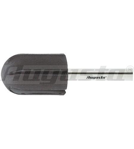 GUMMITRÄGER RUND 10 X 15 MM auf Schaft 2,34 mm