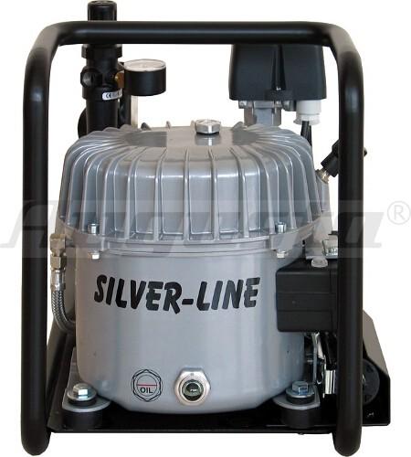Kompressor SILVER-LINE L-S50-4 16 bar