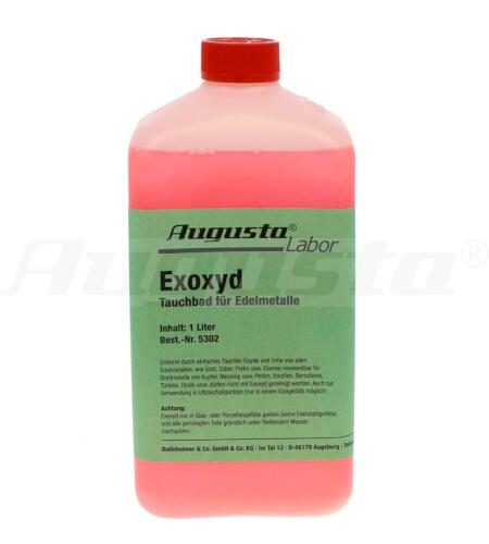 EXOXYD Edelmetalltauchbad 1 l