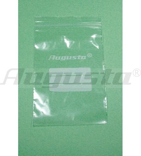 MINIGRIP-BEUTEL 150 X 100 MM MIT SCHREIBFELD + DRUCK