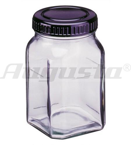 Ersatzglas mit Deckel