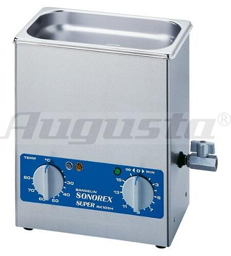 Ultraschallgerät SONOREX RK 103 H 4,0 l