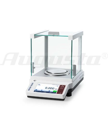 METTLER TOLEDO Karatwaage JET1103C 1100 ct / 0,001 ct