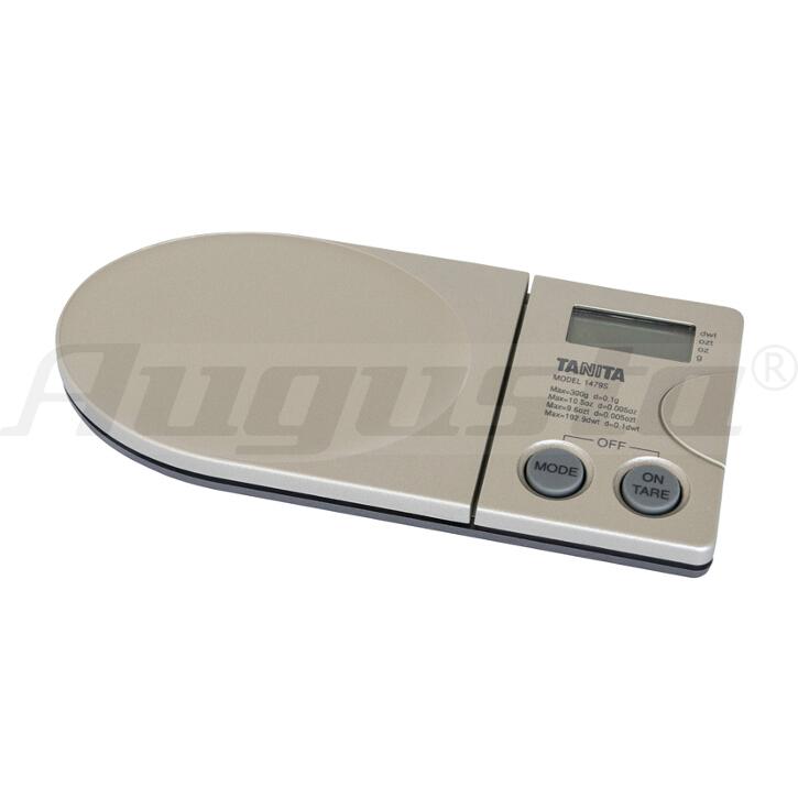 TANITA Taschenwaage 1479 S-300 300 g / 0,1 g
