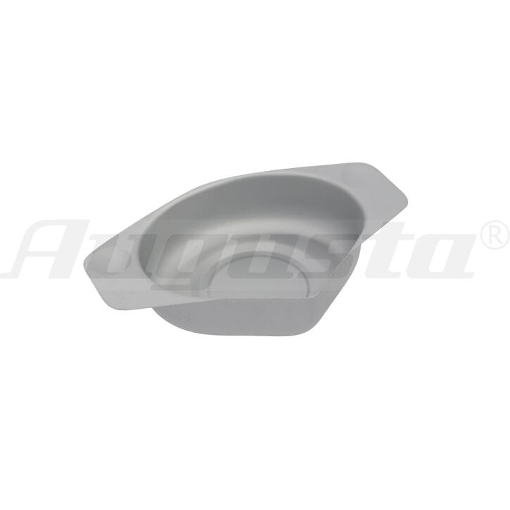 Waagschale Ø 83 mm Höhe 23 mm  Aluminium
