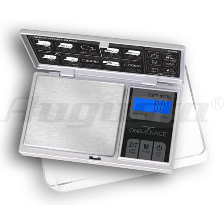 Digitale Taschenwaage DZT 1000 1000 g / 0,1 g