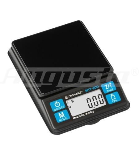 Taschenwaage MINI MTT200 200 g / 0,01 g