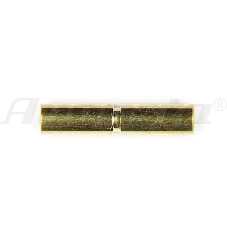 BAJONETTVERSCHLUSS GOLD 333 INNEN-Ø 6,0 MM