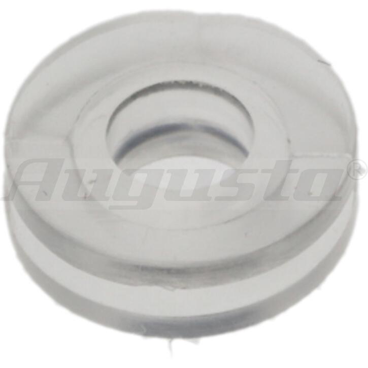 Silikon-Schutzeinsatz für Ohrclip, 9,5 mm