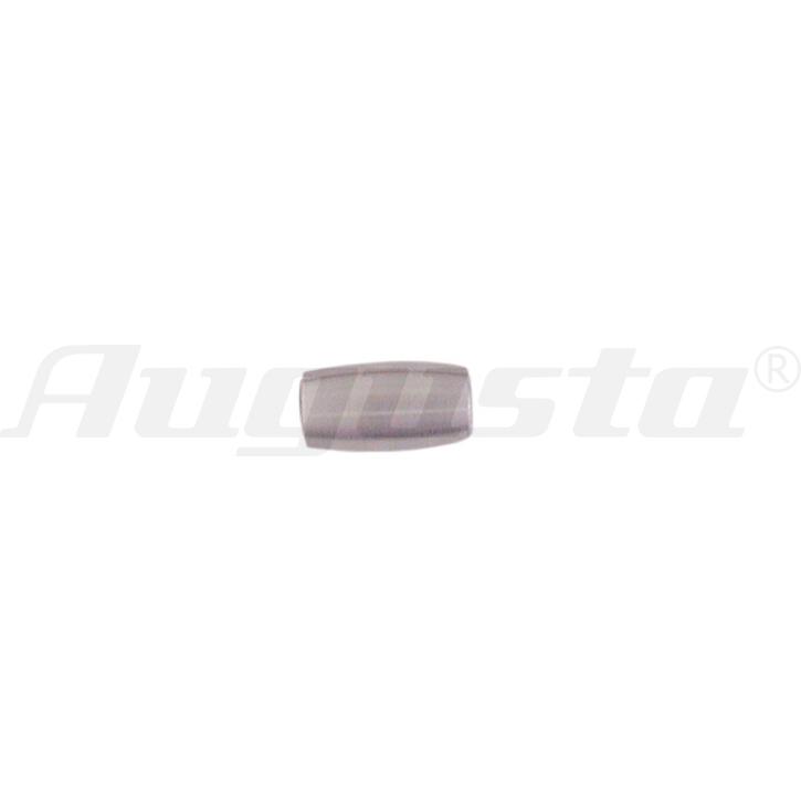 Magnetschließe Olive Edelstahl 8 X 14 mm Ø 5 mm