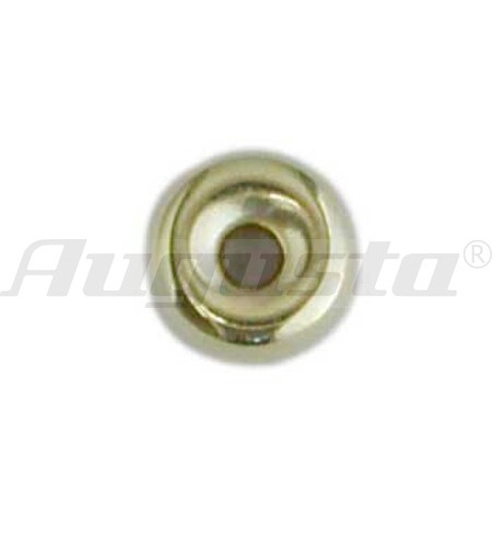 HOHLRINGE 6 MM GOLD 585