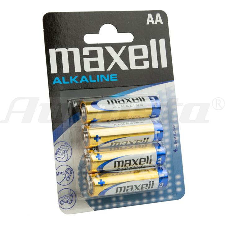 MAXELL Batterien MIGNON AA / LR 6
