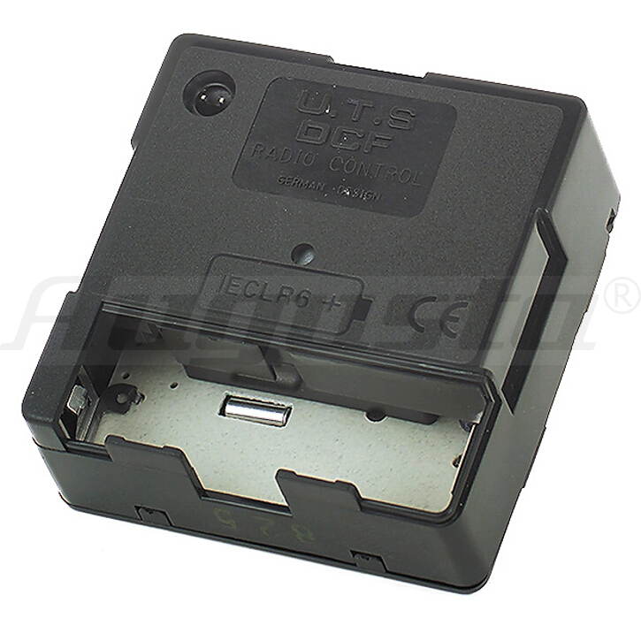 Funkuhrwerk UTS W700 11,3 mm