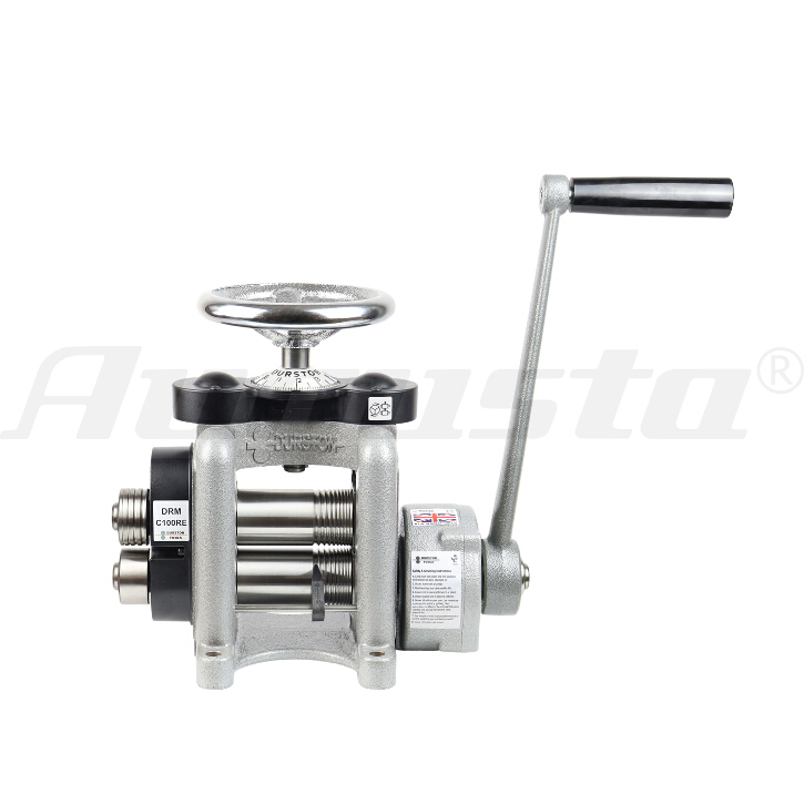 DURSTON DRM C100 R E Blech- & Drahtwalze 100 mm