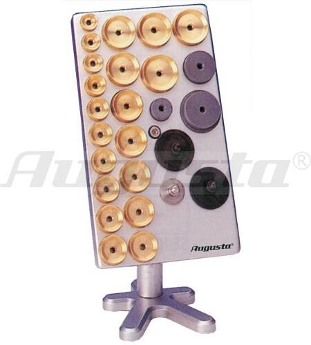 STERNKREUZ Druckstücksatz für mineral- und armierte Gläser