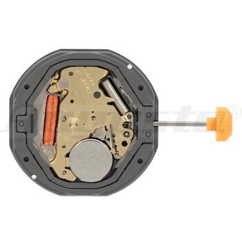 Armbanduhrwerk Quartz MIYOTA 1 M 12 10 1/2 SC CLD D3