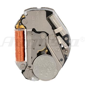 Armbanduhrwerk Quartz MIYOTA 2025 6 3/4 x 8